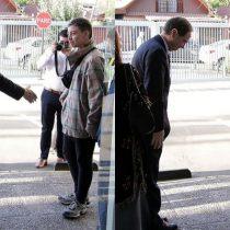 Joven niega saludo al ministro Larraín y se lleva la mano al ojo durante actividad sobre cambio de sexo registral