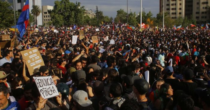 Diálogos: ¿Es posible una filosofía política del presente? en Universidad de Santiago