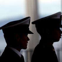 """""""No pueden querellarse por delitos comunes"""": defensa de marino imputado por muerte de manifestante pidió que el INDH sea retirado de la causa"""