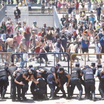 Mendocinos inundan las calles en defensa del agua y exigen revocación de ley que favorece a mineras