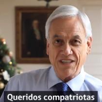 El deseo de Año Nuevo de Sebastián Piñera: