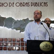 El puente de la discordia: Moreno asegura que construcción no está paralizada y que todo se trata de