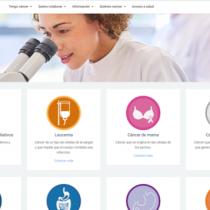 Crean innovadora plataforma digital para educar sobre el cáncer y sus necesidades
