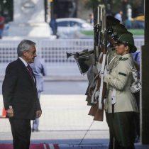 El Presidente Piñera no es parte del problema, es el problema