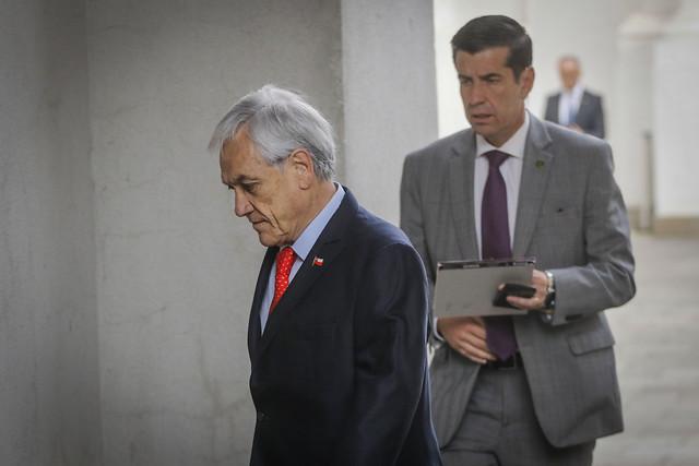Piñera suma otro problema: oposición reúne firmas para solicitar comisión investigadora por platas a paraísos fiscales