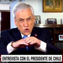 """Negacionismo presidencial: Piñera recibe ola de críticas por considerar falsas """"muchas"""" imágenes con violaciones a los DD.HH. en el estallido social"""