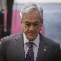 Piñera por aprobación de Ley Antisaqueos: