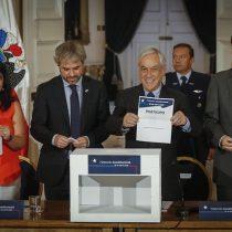 """""""No es una elección cualquiera"""": Piñera realiza convocatoria para participar del plebiscito constituyente"""