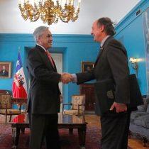 Nocaut político a La Moneda