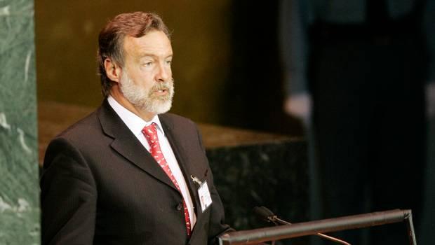 Embajador Rafael Bielsa: