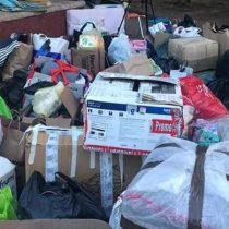 Carabineros saca parte a personas que realizaban acto benéfico para Valparaíso