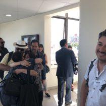 Roberto Campos, el profesor imputado por daños en el Metro, queda en libertad tras 54 días en la CAS
