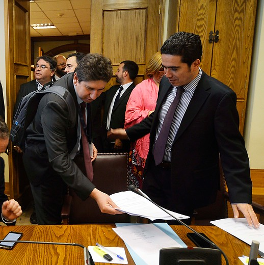 Las versiones sobre la sorpresiva renuncia de Rodrigo Cerda como director de Presupuestos