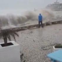 Frente de mal tiempo en España, Francia y Portugal deja al menos nueve muertos