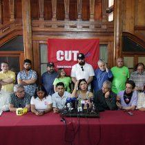 Unidad Social suspende relaciones con el Gobierno: