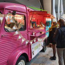 Ironías de la vida: solo hay un camión de comida vegana en COP25