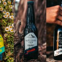 Las nuevas variedades de cerveza Volcanes que buscan refrescar este verano