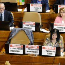Cámara asegura plebiscito y derecha bloquea indicaciones sobre independientes, paridad de género y escaños a pueblos originarios