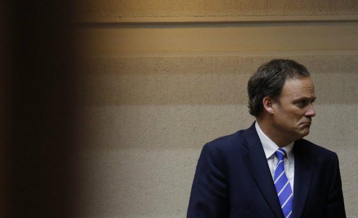 La irrelevancia de Felipe Ward: la otra cara en la crisis de Chile Vamos