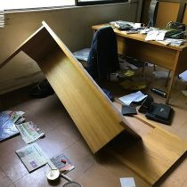 Municipalidad de Santiago interpone cuatro querellas contra responsables de daños durante la toma de liceos