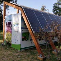 """""""Agricultura Urbana Solar"""": proyecto para el cultivo sustentable de  hortalizas en barrios de la Región Metropolitana"""