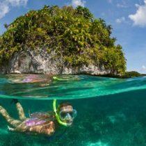 Palaos, el santuario marino que se convirtió en el primer país del mundo en prohibir la mayoría de las cremas solares