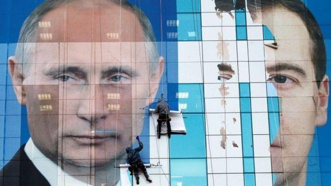 ¿Qué busca Vladimir Putin con su reforma política y la salida de Medvedev del gobierno de Rusia?