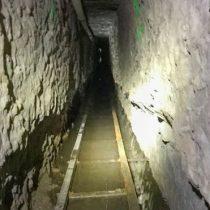 Narcotúnel en Tijuana: así es el pasadizo subterráneo más largo jamás descubierto bajo la frontera entre México y Estados Unidos
