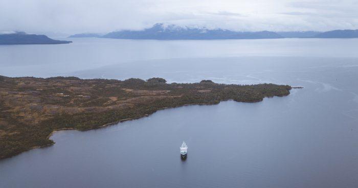 Nueva plataforma entregará datos ambientales en mares de Magallanes