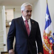 Miedo a la irrelevancia convierte a Piñera en el