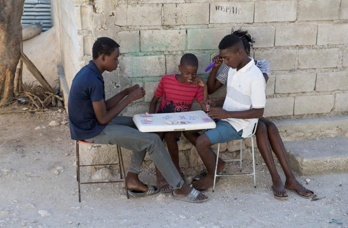 OIM cree que 34.000 haitianos se quedarán como desplazados para siempre