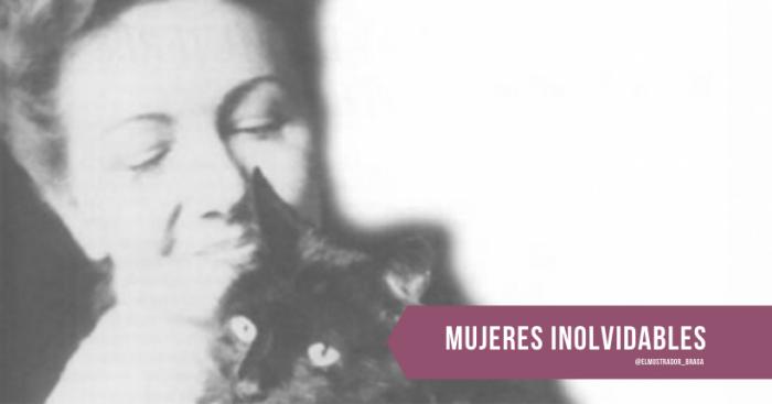[Mujeres Inolvidables] Lenka Franulic: la historia de la primera mujer reconocida como periodista en Chile