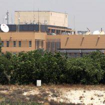 Varios proyectiles impactan en Bagdad y base militar
