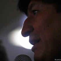 Evo Morales piensa formar en Bolivia
