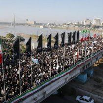 Comienzan las ceremonias de homenaje al general Soleimani en Irán