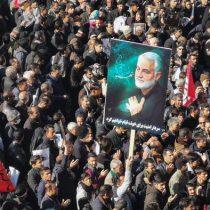 Irán: 35 muertos deja estampida durante funeral de Soleimani