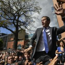 Venezuela: Juan Guaidó llama a jornada de manifestaciones