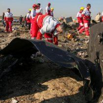Divulgan video del momento en que misiles iraníes derriban avión ucraniano