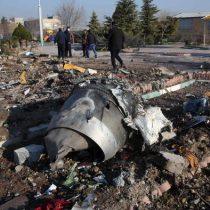 Irán confirma que dos misiles fueron disparados contra el avión ucraniano