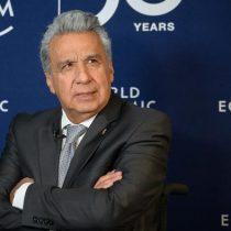 Presidente ecuatoriano, molesto por denuncia de abusos en protesta de octubre