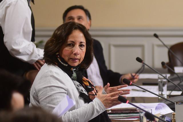 Diputada Sepúlveda presidirá comisión que analiza acusación constitucional contra intendente Guevara