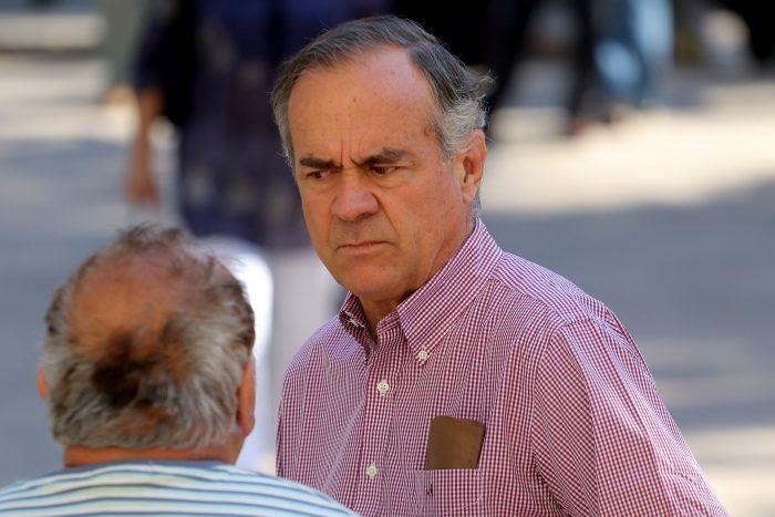Ignacio Walker pide reforma a Carabineros y asegura que