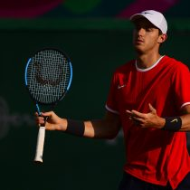 Nicolás Jarry dice que es inocente y que apelará a sanción de la ITF tras ser suspendido por doping positivo