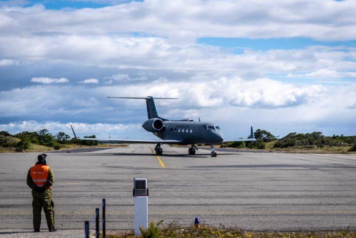 FACh entregó al fiscal administrativo audio que advertía problemas técnicos en el Hércules C-130