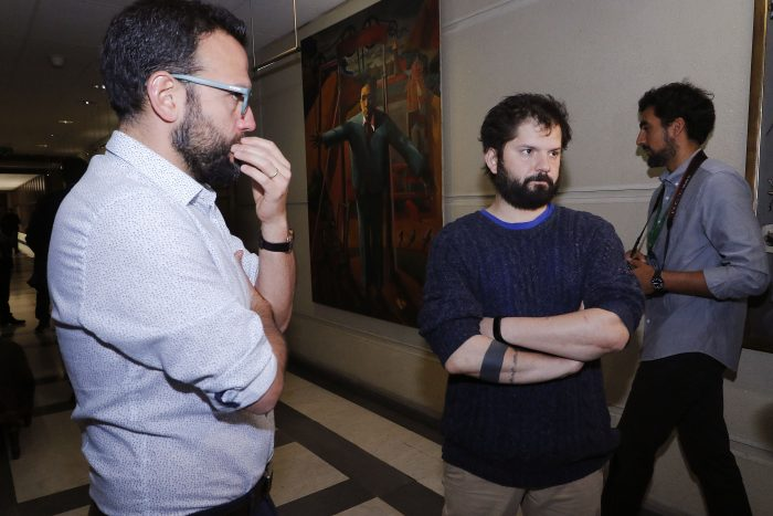 Diputado Vidal (RD) suma a Gabriel Boric a los presidenciables del Frente Amplio: