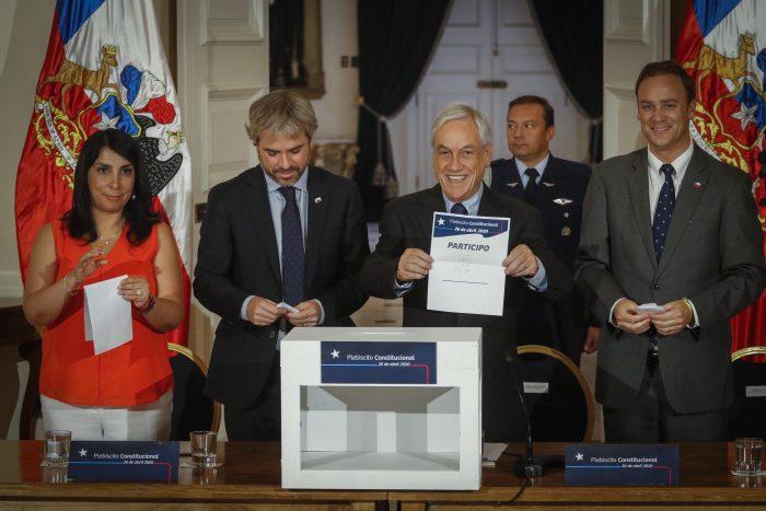 A contrarreloj: Gobierno y Servel trabajan para regular gastos electorales para el plebiscito de abril