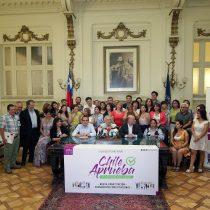 Plebiscito de abril: oposición anuncia proyecto para establecer