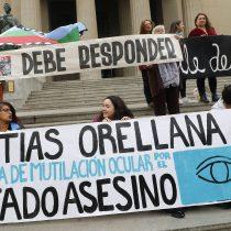 Corte declara admisible recurso de compañeros de Matías Orellana por disparos de lacrimógenas al cuerpo