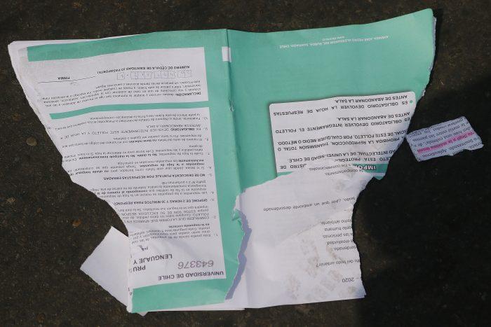 Segunda jornada de la PSU: lugares de rendición amanecen con resguardo policial para impedir boicot a la prueba