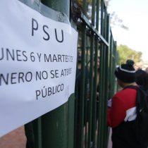 Asociación Chilena de Historiadores en picada contra el Cruch por suspensión de PSU de Historia